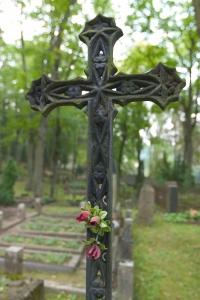 Old iron cross