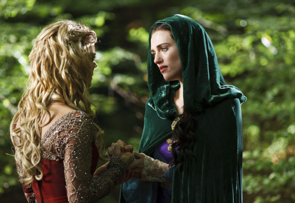 Review Of Merlin The Fires Of Idirsholas 2010 The Tv