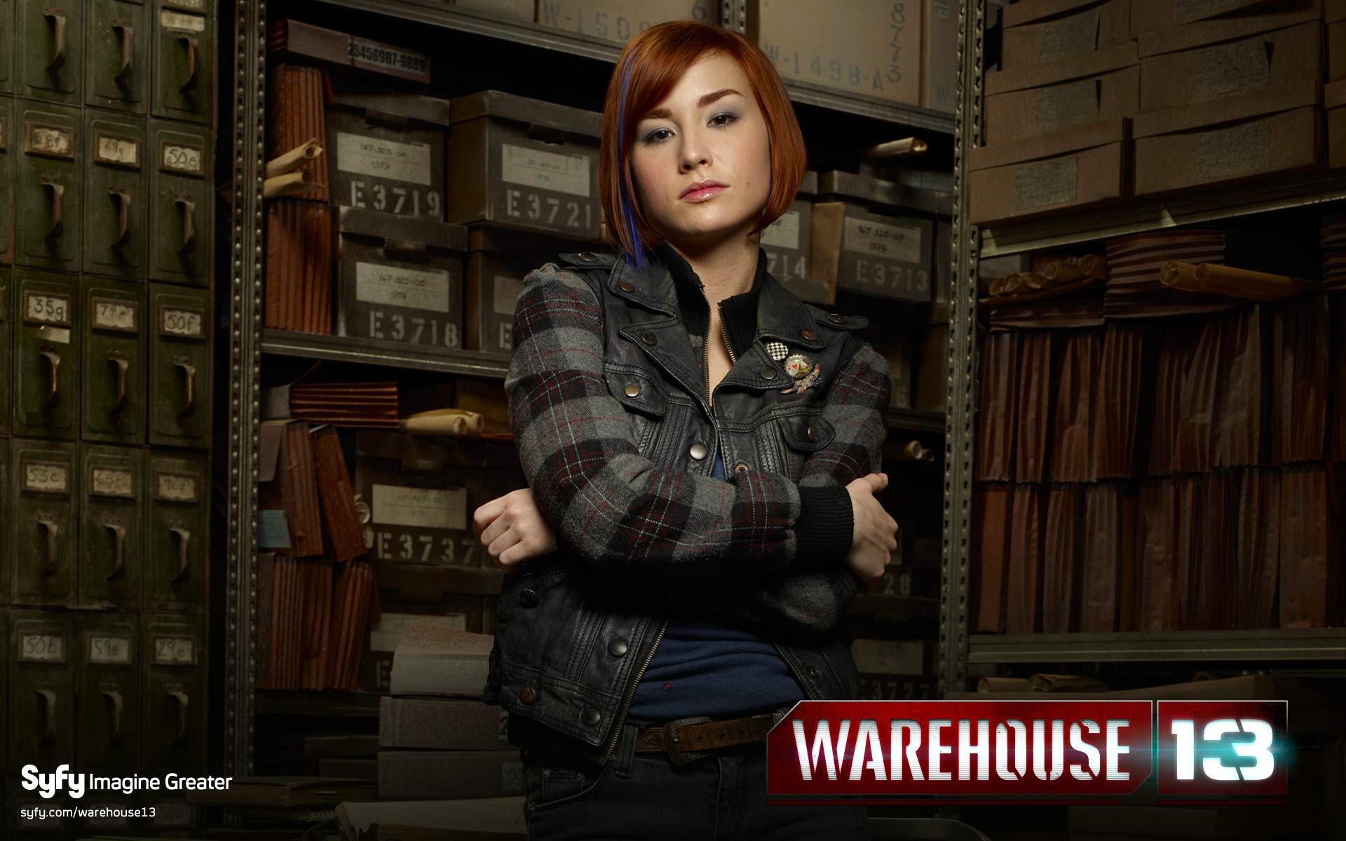 ... 13 douglas fargo played by neil grayston returns to warehouse 13 for a