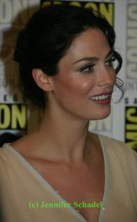 "Joanne Kelly of ""Warehouse 13"""