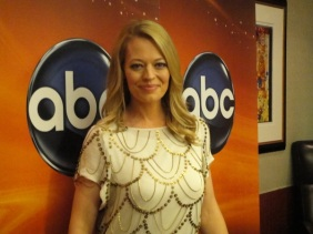 "Jeri Ryan of ""Body of Proof"""