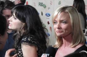 Zooey Deschanel and Jaime Pressly