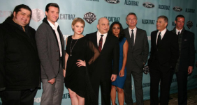 "Cast of ""Alcatraz"""