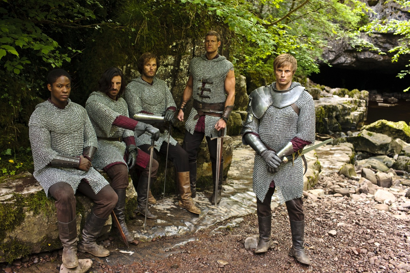 MERLIN: Knights of the Round Table Interview re Season 4 ...