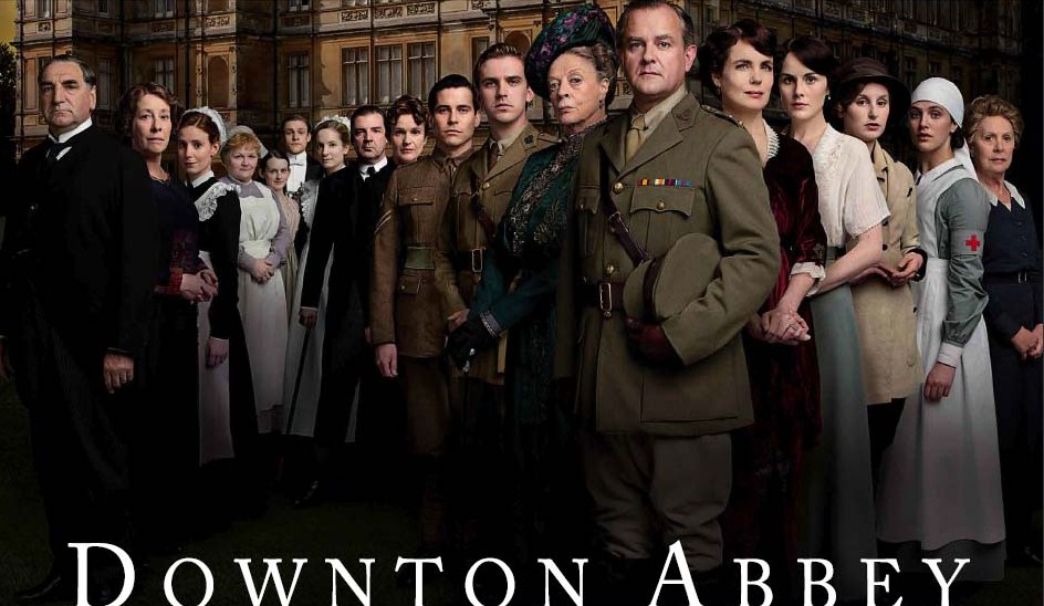 DOWNTON ABBEY: Take a Trip Back in Time Show Returns for Its ...