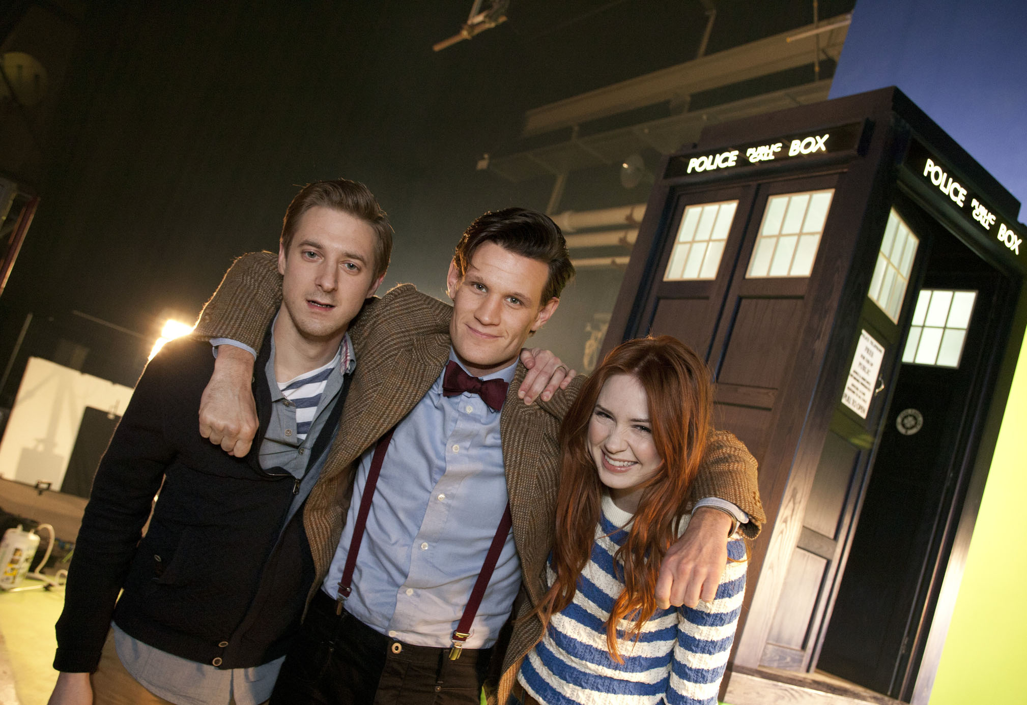 Doctor Who The Doctor Is Back Season 7 Begins Filming 2012