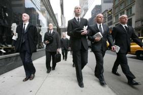 FRINGE Observers Roam The Streets of New York