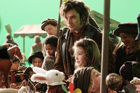 Sebastian Stan as the Mad Hatter