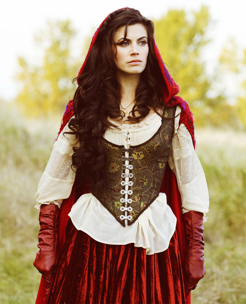 Once Upon A Time Costumes: ONCE UPON A TIME: Meghan Ory Interview (2012)