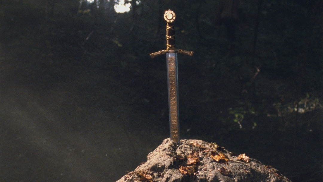 Merlin sword in the stone - photo#5