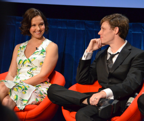 Ashley Judd and Nick Eversman (photo credit: Genevieve Collins)