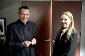 "William Bell and Olivia Dunham on ""Fringe"""