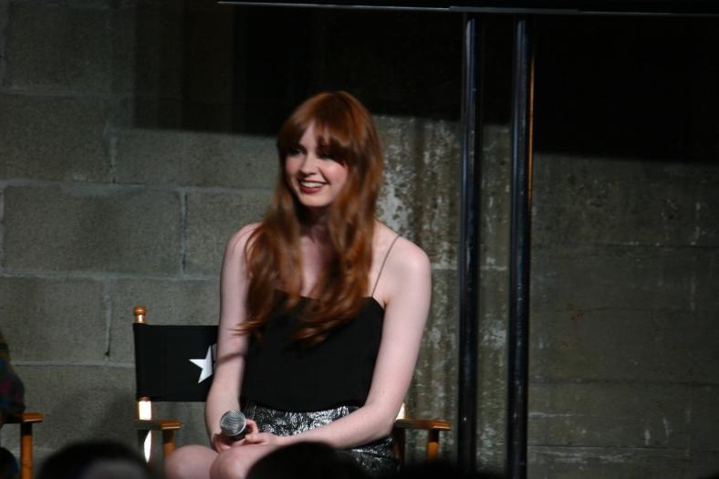 Karen Gillan (photo credit: Jennifer Schadel)