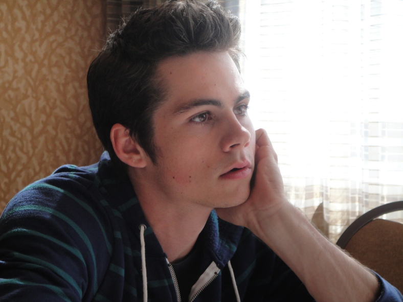 Dylan O'Brien (photo credit: Tiffany Vogt)