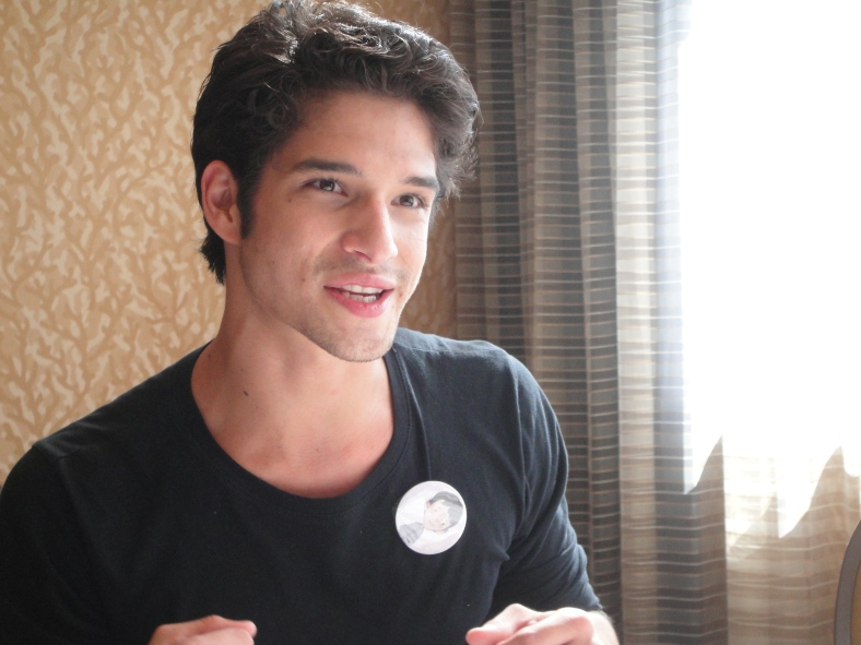 Tyler Posey (photo credit: Tiffany Vogt)