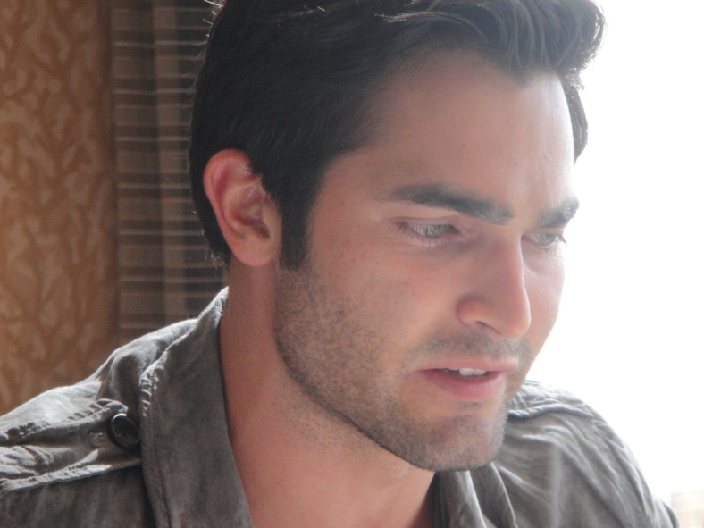 Tyler Hoechlin (photo credit: Tiffany Vogt)