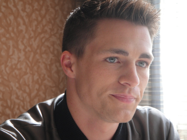 Colton Haynes (photo credit: Tiffany Vogt)