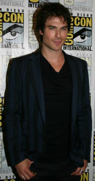 Ian Somerhalder (photo credit: Jennifer Schadel)