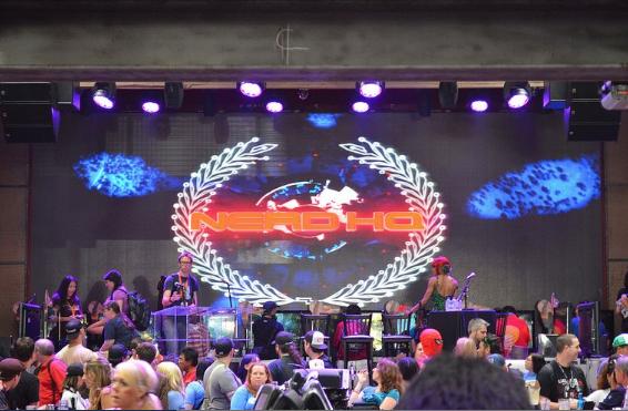 Nerd HQ 2012  (photo credit: Jennifer Schadel)