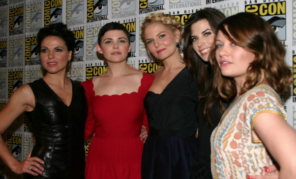 """Cast of """"Once Upon A Time"""""""