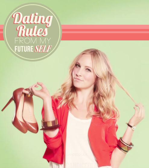 Top Ten der Dating-Regeln