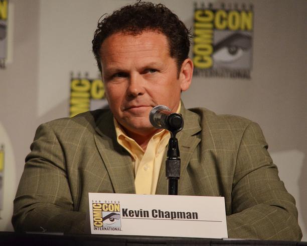 Kevin Chapman  (photo credit: Genevieve Collins)
