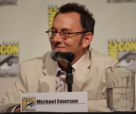 Michael Emerson  (photo credit: Genevieve Collins)