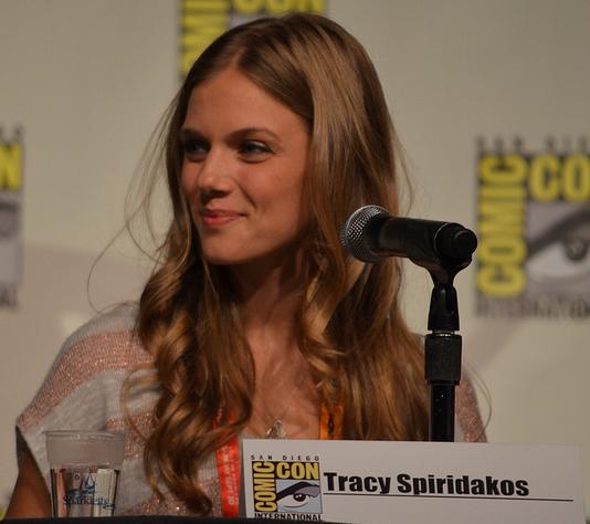 Tracy Spiridakos (photo credit: Genevieve Collins)