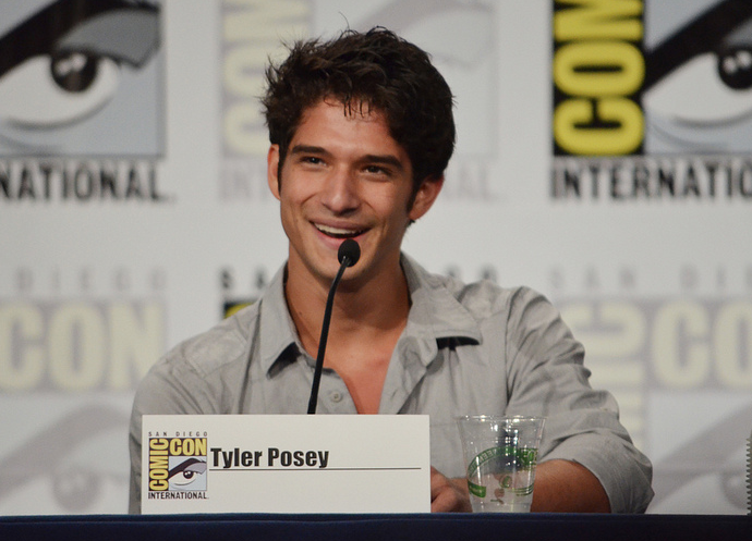 Tyler Posey  (photo credit: Genevieve Collins)