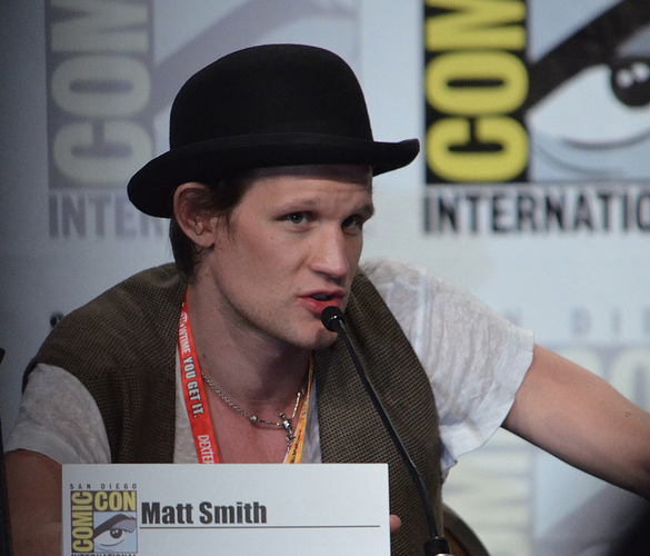 Matt Smith  (photo credit: Genevieve Collins)
