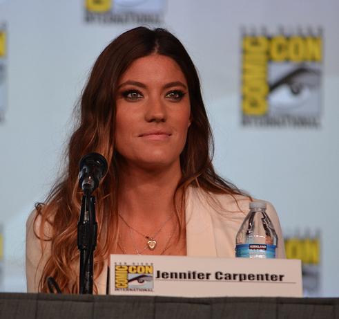 Jennifer Carpenter (photo credit: Genevieve Collins)