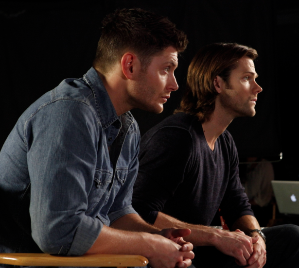 Jensen Ackles and Jared Padalecki (photo credit: )