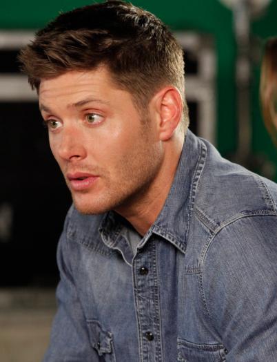 Jensen Ackles (photo credit: Chris Frawley/Warner Bros. Entertainment Inc. )