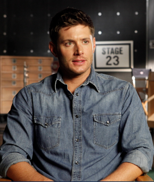 Jensen Ackles (photo credit: Chris Frawley/Warner Bros. Entertainment Inc. )