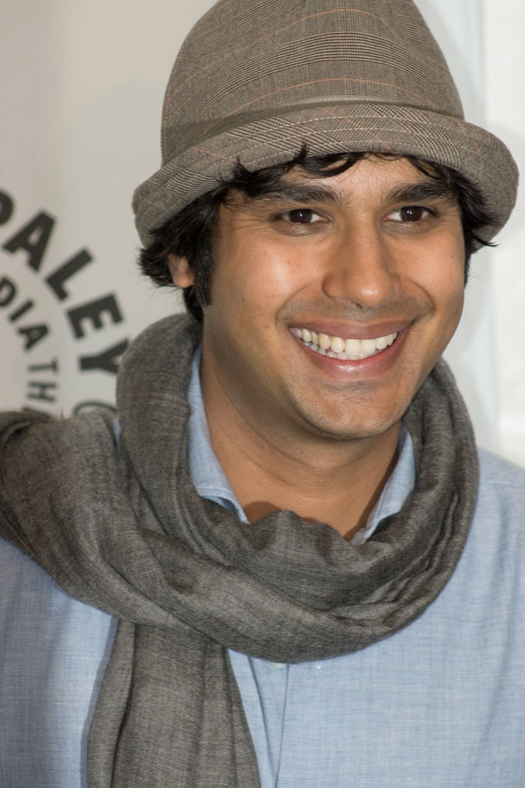 Kunal Nayyar (photo credit: Courtney Vaudreuil)