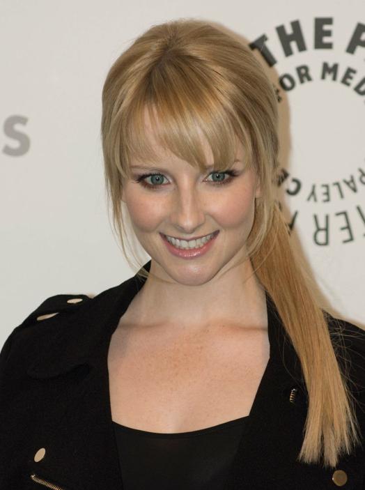 Melissa Rauch (photo credit: Courtney Vaudreuil)