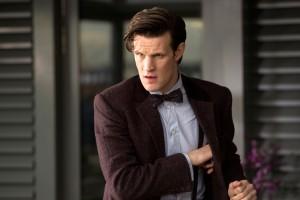 "Matt Smith in ""Doctor Who"""
