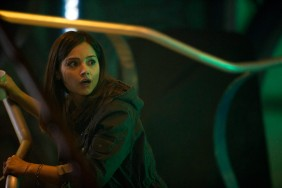 """Jenna-Louise Coleman in """"Doctor Who"""""""
