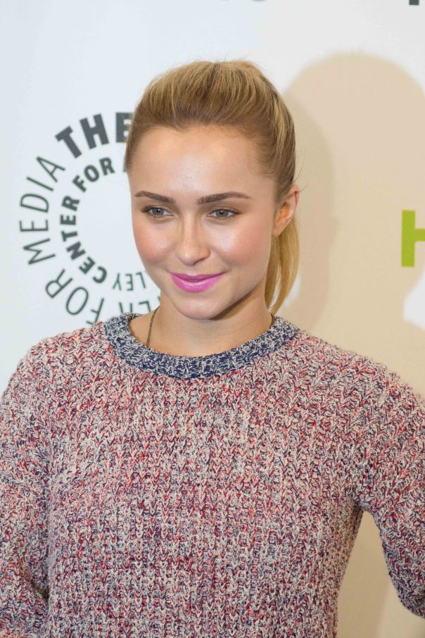 Hayden Panettiere (photo credit: Courtney Vaudreuil)