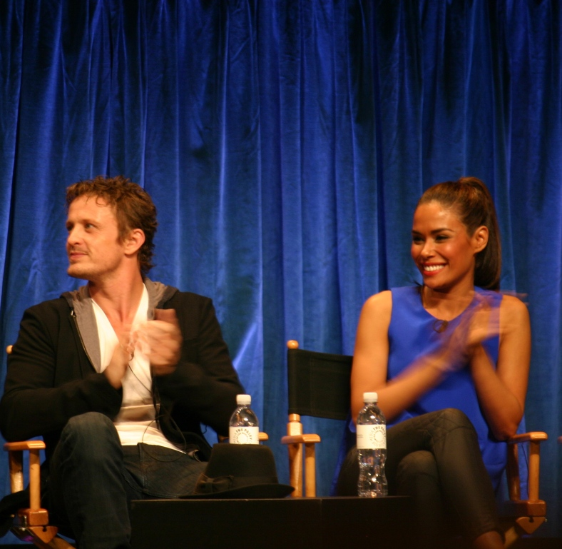 David Lyons and Daniella Alonso photo credit: Jennifer Schadel)