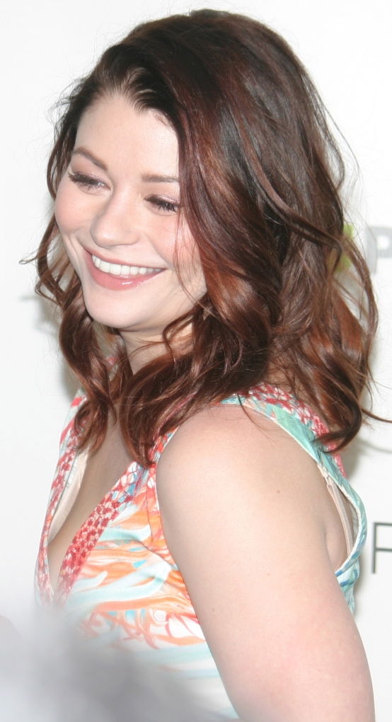 Emilie de Ravin  (photo credit: Jennifer Schadel)