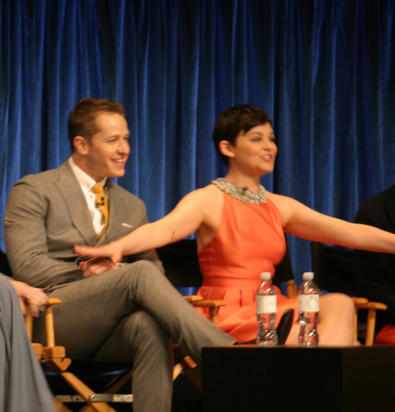 Josh Dallas and Ginnifer Goodwin  (photo credit: Jennifer Schadel)