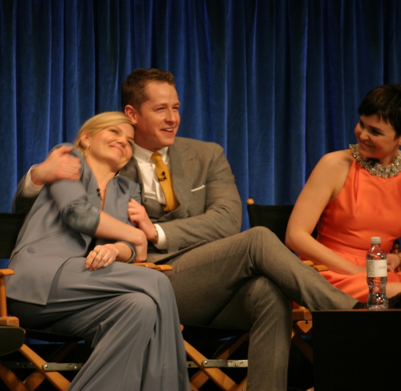 Jennifer Morrison, Josh Dallas, Ginnifer Goodwin  (photo credit: Jennifer Schadel)