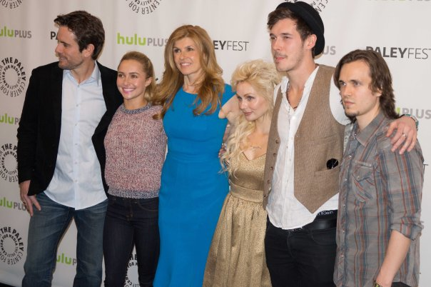 """Nashville"" cast (photo credit: Courtney Vaudreuil)"