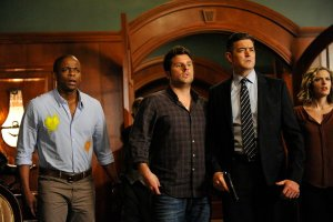 """Psych"" - 100 Clues episode"