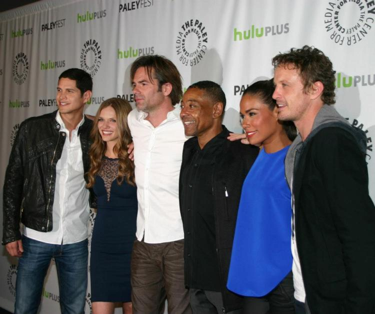 "Cast of ""Revolution"" (photo credit: Jennifer Schadel)"