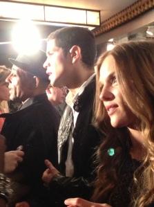 Giancarlo Esposito, JD Pardo, Tracy Spiridakos (photo credit: Tiffany Vogt)