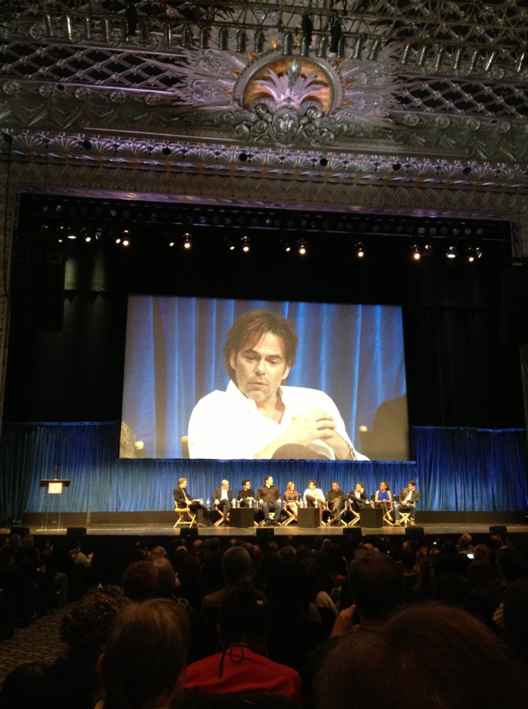 """Revolution"" at PaleyFest (photo credit: Tiffany Vogt)"
