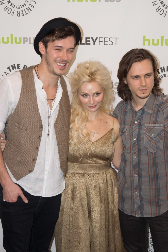 Sam Palladio, Clare Bowen, Jonathan Jackson (photo credit: Courtney Vaudreuil)