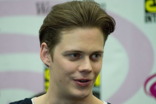 Bill Skarsgard (photo credit: Courtney Vaudreuil)